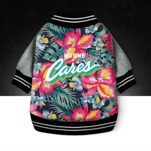 No One Cares Malibu Drip Jacket (HOT ITEM)