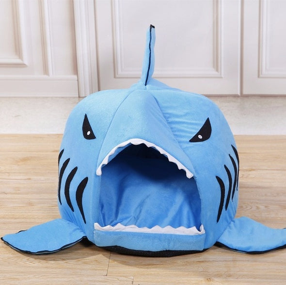 Swaggy Shark Pet House (HOT ITEM)