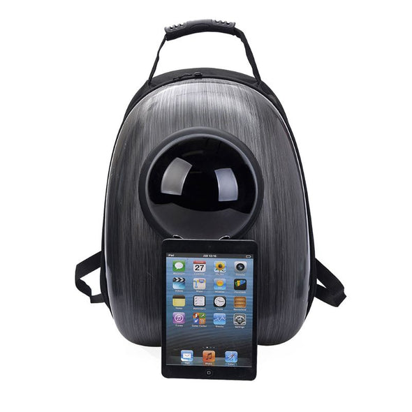 Space Capsule Doggy Swag Backpack