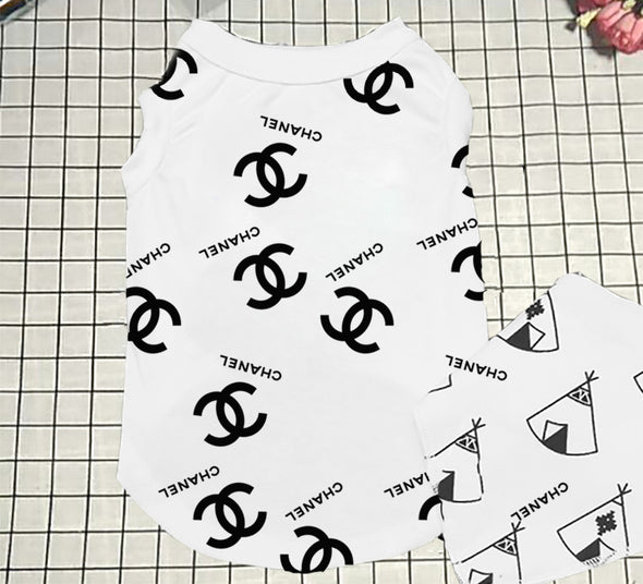 Chanel Coco Summer Drippy Vest