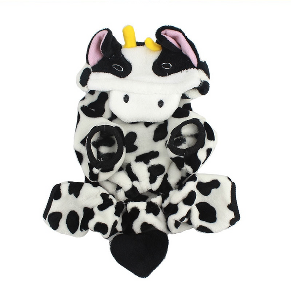 Cute Cow Costume