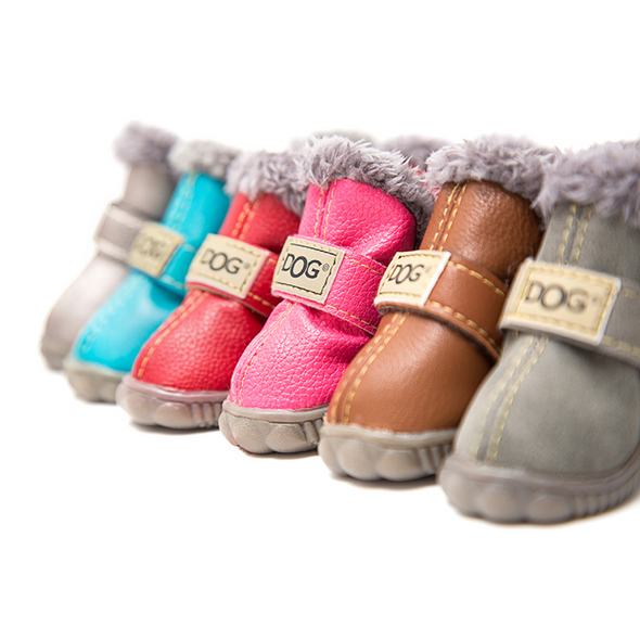 "Ugg-like ""Boots with the Fur"" (HOT ITEM!) 4pcs/multiple colors"