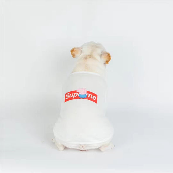 Peppa Pup Stussy Supreme Summer Time Drip Vest (HOT ITEM!)
