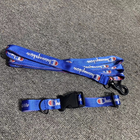 Champion Collar & Leash 2019 Throwback Set
