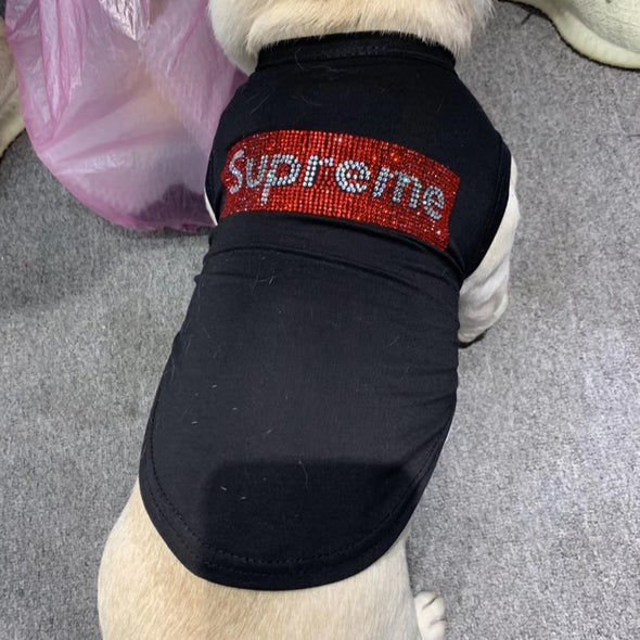 Supreme Sequins Sweaty Summer Vest