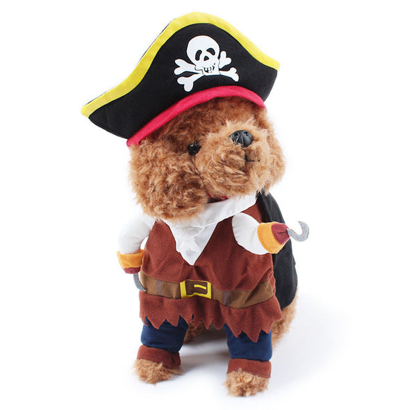Pirates of the Caribbean Dog Halloween costume
