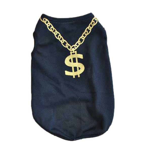Cash Money K9 Chain T-Shirt pink/black