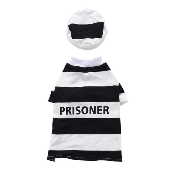 Policeman & Prisoner Costumes Dressing Up Party