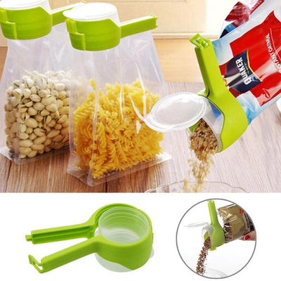 Sealing Pour Food Clips