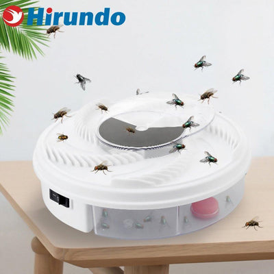 Sunsetime™ Hirundo Electric Fly Trap Device