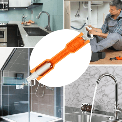 Domom® Faucet and Sink Installer Model 2018 - mygeniusgift