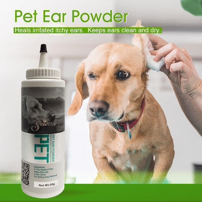 Pet Ear Powder