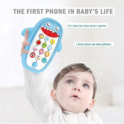 Baby Shark Early Education Toy Phone