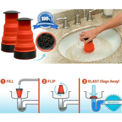 Pipe Cleaner for Various Drains