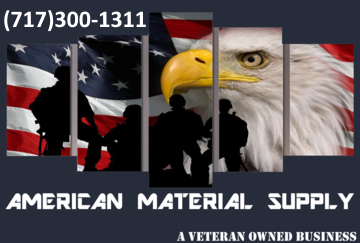 American Material Supply , has completely redesigned its website.