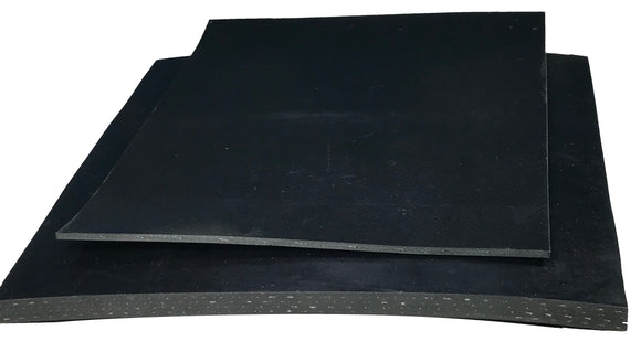 REINFORCED NEOPRENE RUBBER - CLOTH INSERTED