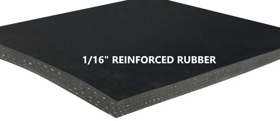 reinforced neoprene sheet