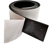 "ADHESIVE BACKED 1/4"" THICK  NEOPRENE RUBBER STRIP"
