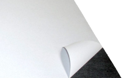 "1/8"" ADHESIVE BACKED RUBBER SHEET"
