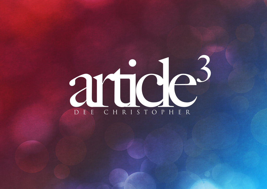 Article3 - Dee Christopher