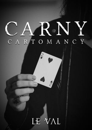 Carny Cartomancy by Lewis Lé Val