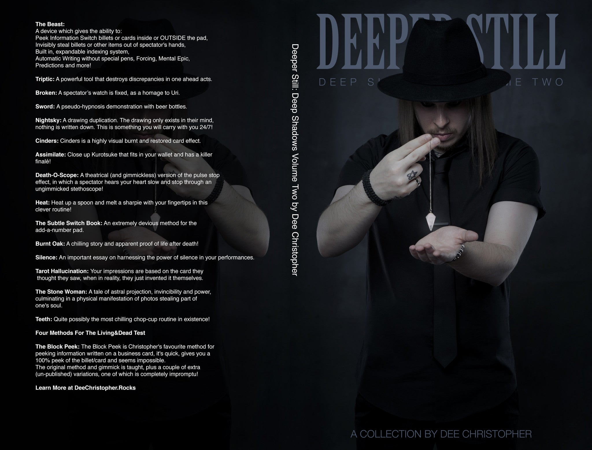 Deeper Still: Deep Shadows Volume 2