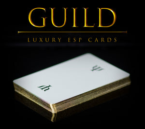 Guild: Luxury ESP Cards