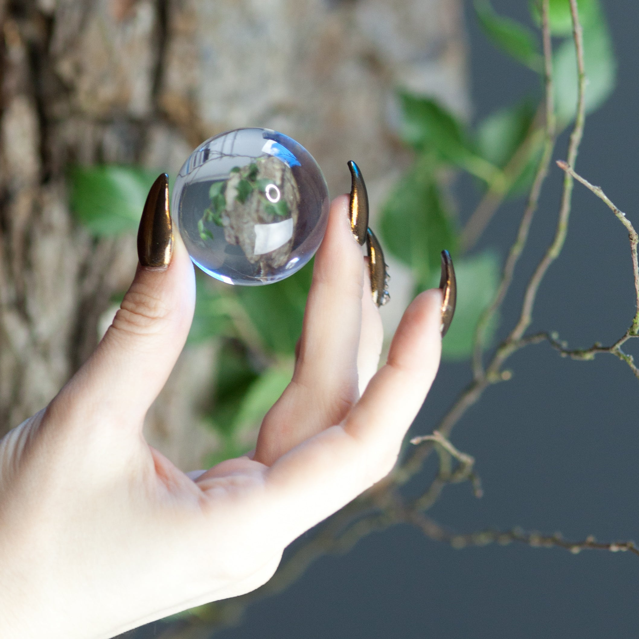 40mm Crystal Ball