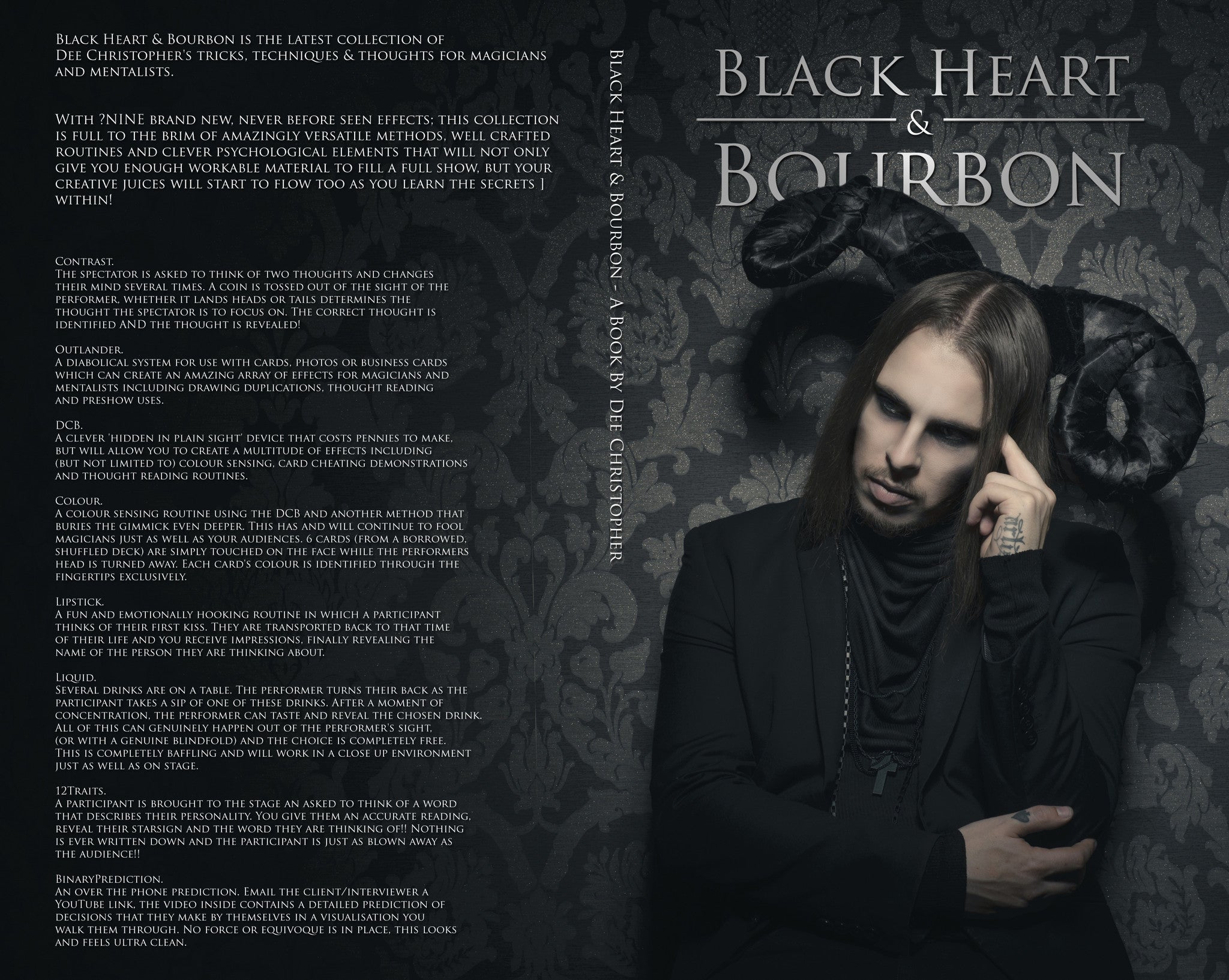 Black Heart & Bourbon