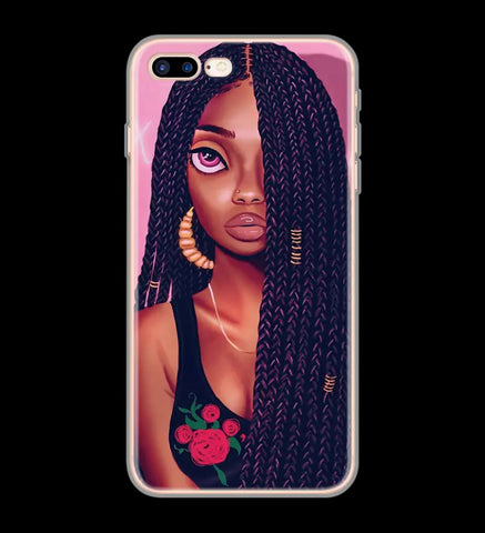 Black Girl Magic Phone Cases (1)