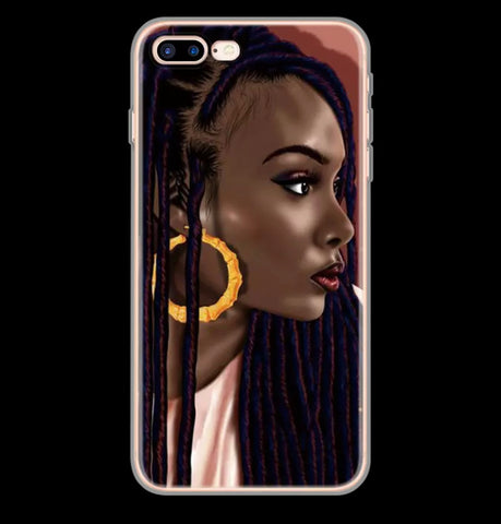 Black Girl Magic Phone Cases (2)