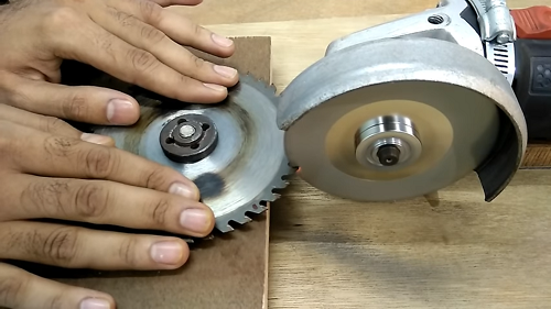 How To Make a Saw Blade Sharpening Machine