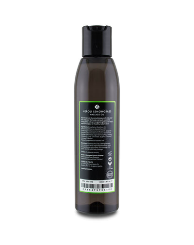 Neroli Lemongrass Massage Oil