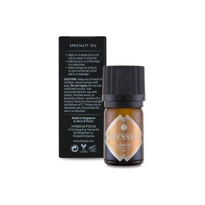 Specialty Oil Jasmine Absolute