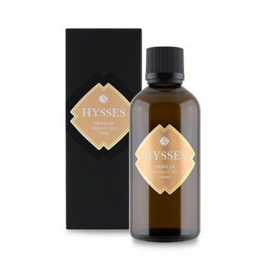 Vanilla Absolute (30%) Specialty Oil