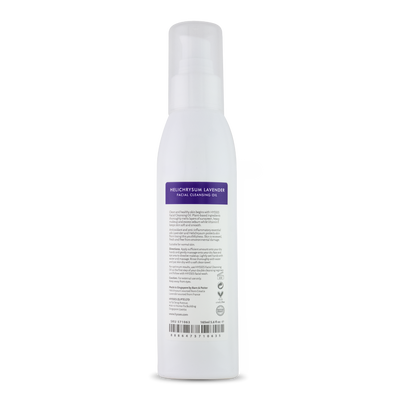 Cleansing Oil Helichrysum Lavender Facial