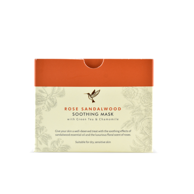 Rose Sandalwood Soothing Mask