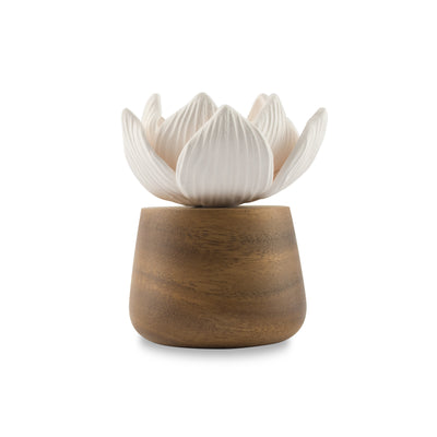 Flower Refreshment Scenting Clay Lotus