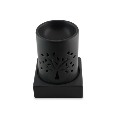 Raintree Candle Burner (Charcoal)