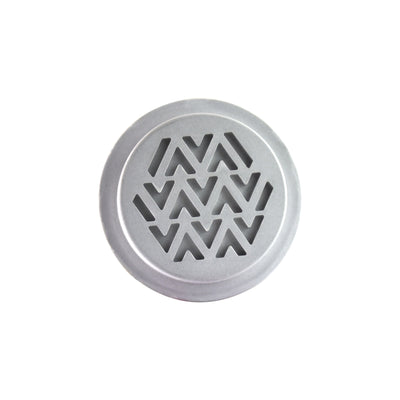 Car Vent Clay Gray