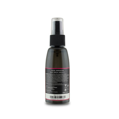 Hair Serum Rose Geranium Hair (Argan +)