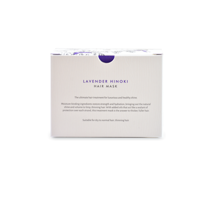 Hair Mask Lavender Hinoki