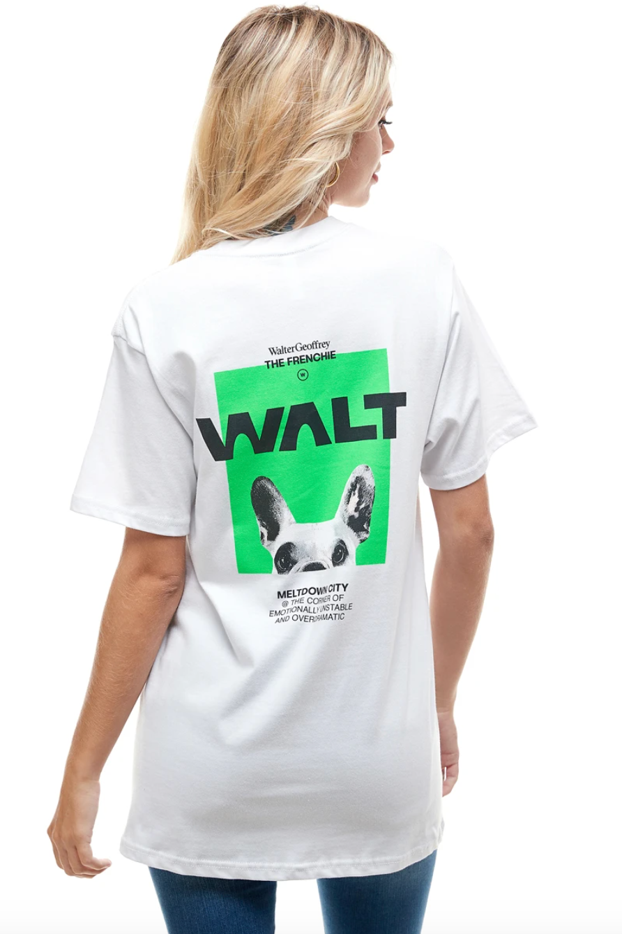 Walter Geoffrey The Frenchie Tee