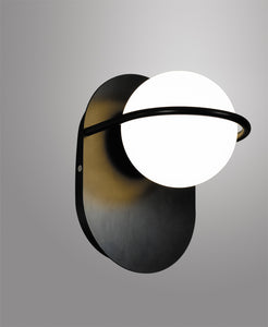 ATCOM Globe Ring Wall Light