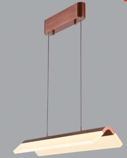 DRACO CURVE HANGING LIGHT 40W
