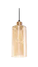 Load image into Gallery viewer, Philips The Muziris Cylindrical Pendant (Gold)