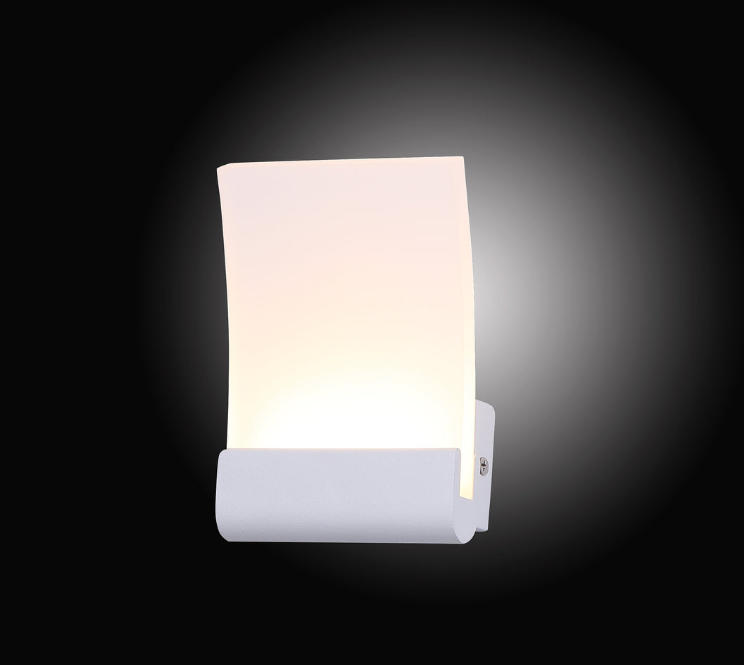 AERIES WALL LIGHT 6W-B