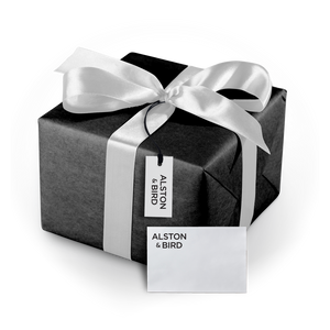 Alston & Bird Gift Wrap