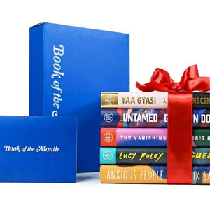 Book of the Month 3-Month Subscription Box