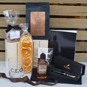 The CEO Gift Basket